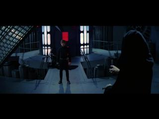 Дарт Вейдер против Люка Скайуокера _ Darth Vader vs Luke Skywalker [RUS]