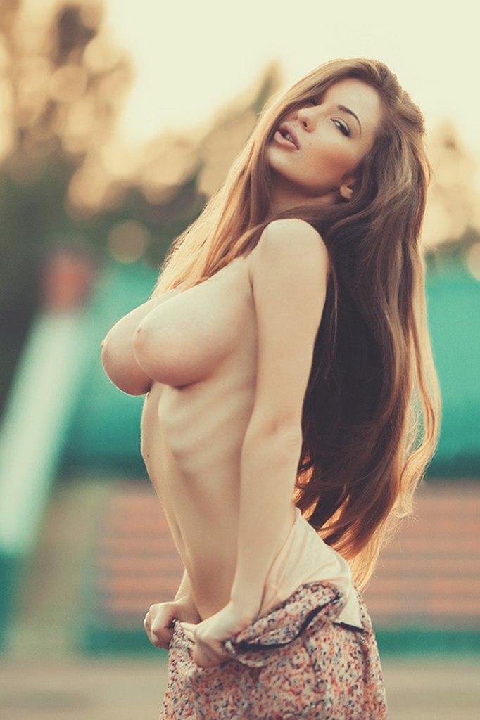 Фото голи девушка