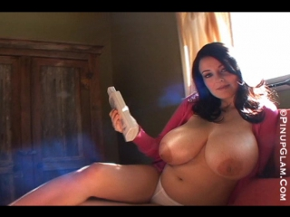 Lorna Morgan pinup glam 17 ( milf milk wet pussy big tits busty suck blowjob brazzers kink porn anal мамка модель сосет