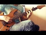 Andrey Korolev - Свой среди чужих... (Эдуард Артемьев) гитара