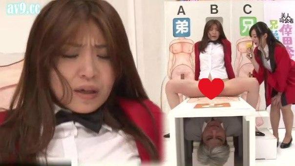 Японское порно шоу узнай