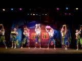Танец Новогодние игрушки 24.12.16 в ДК Железнодорожник