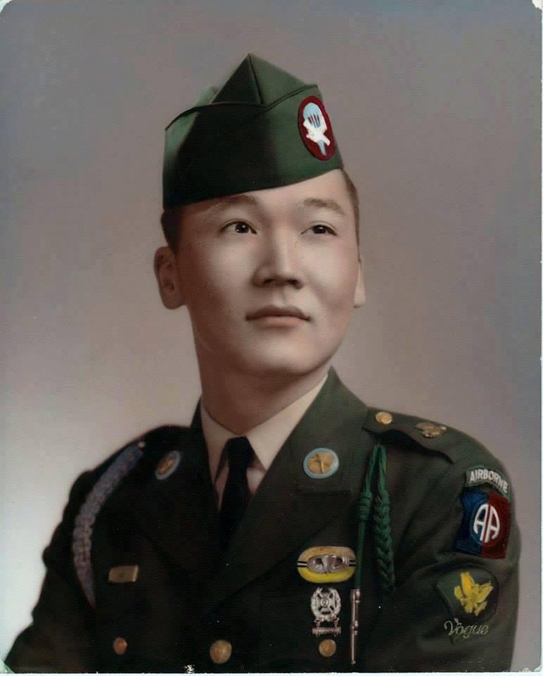 Штаб-сержант Валерий Чулчатшинов (1947-1967). 101-я воздушно-десантная дивизия США. Погиб во Вьетнаме
