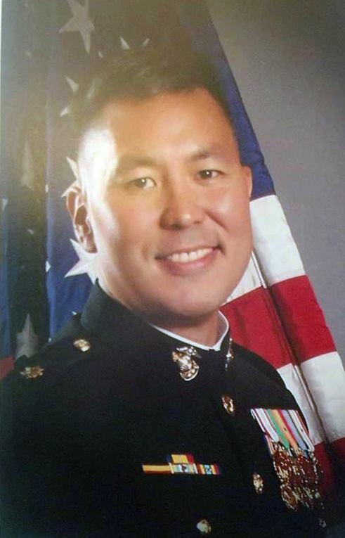 Майор Джордж Аников (1971-2012) Корпус морской пехоты США. Погиб в Афганистане