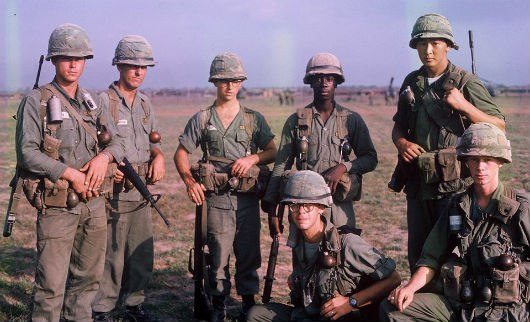 Калмыки в армии США