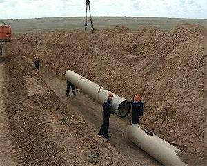 Ики-Бурульский групповой водопровод