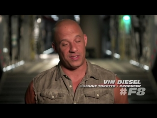 FAST 8 Production Featurette - Massive Car Explosion Stunt (2017) Vin Diesel Action Movie HD