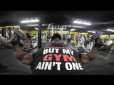 Brandon Curry - Body Weight Chest Giant Set & Stretch Superset