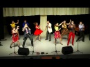 Театр Диез (старшие) - Я люблю буги-вуги (конкурс Первоцвет, OST к/ф Стиляги )