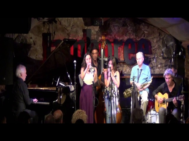 Desafinado RITA PAYÉS Joan Chamorro quintet Scott Hamilton