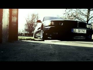 BMW e38 7series slammed !