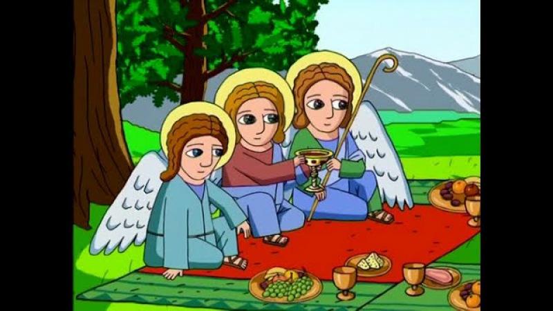 Истории Ветхого Завета - православные мультфильмы (все серии) (HD)