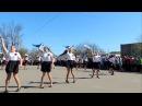 ILYE - 9 мая 2015. Танец Синий платочек. Яранск