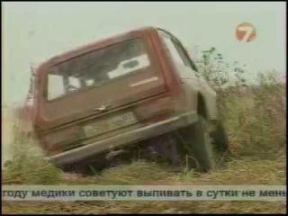 Гражданин начальник (2001) 15 серия - car chase scene