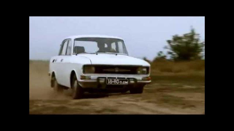 Охотники за бриллиантами (2011) 7 серия - car chase scene