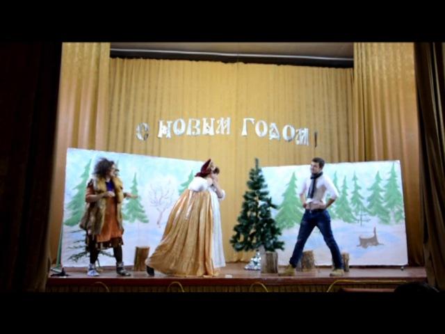 Новогодняя музыкальная сказка ОТМОРОЗКО (декабрь2016) с.Замьяны