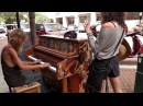 Бездомный подошел к фортепиано… и началось волшебство