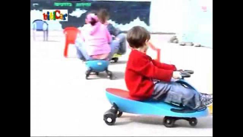 Детская машинка BibiCar Бибикар