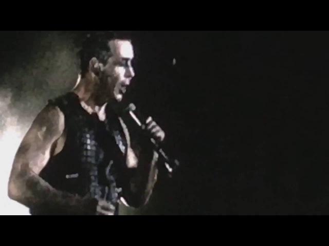 Rammstein - Frühling in Paris Live at the Download Festival Paris 2016 (Multicam) HD