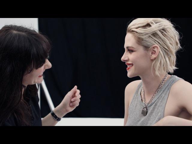 CHANEL Beauty Talks: Episode 3 Red Power with Kristen Stewart
