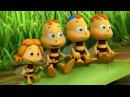 Пчёлка Майя. Новые приключения - 33 серия. Медовый сад