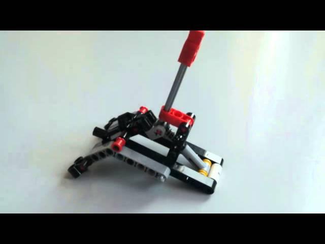 катапульта Lego Technic-Basic Mortar(Basit Havan Topu)
