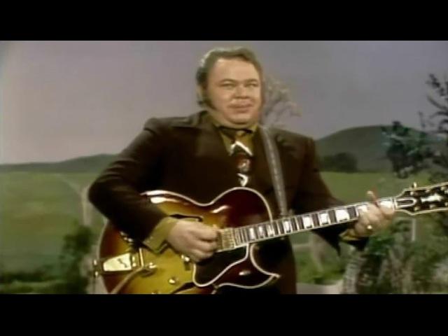 Roy Clark - Folsom Prison Blues(live Hee Haw Show Feb 09 1971)