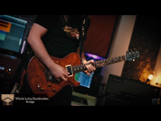 Seymour Duncan Pickups - Whole Lotta Humbucker (Bridge)