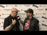 Judas Priest's Rob Halford speaks to Planet Rock at the launch of Hell Bent For Leather
