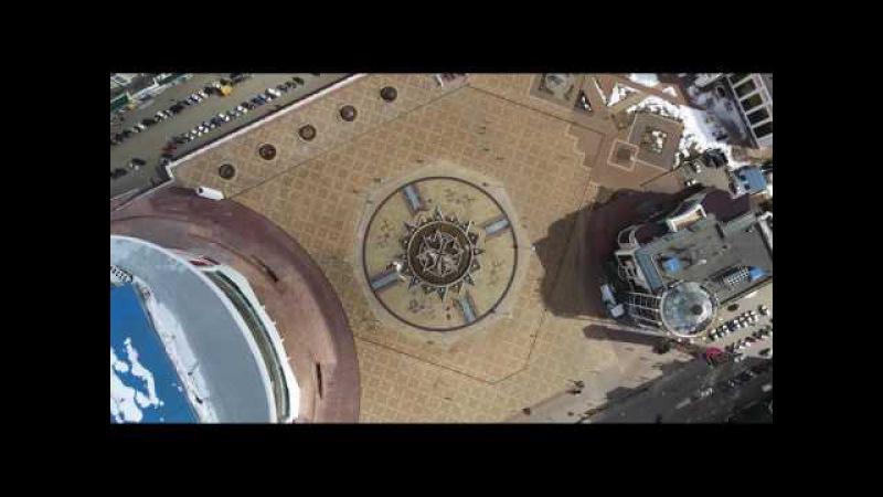 Площадь тысячелетия Саранск