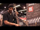 Live From NAMM 2013: Miles Mosley At The Dunlop Booth