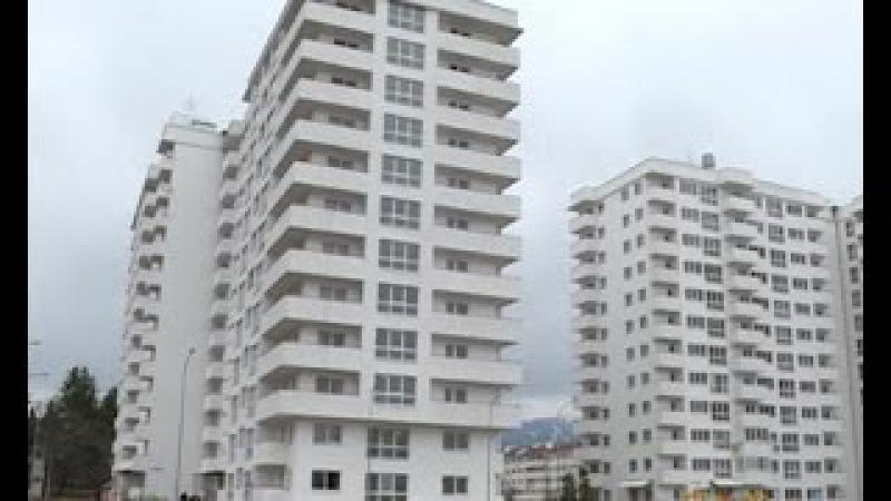 В Сочи пустует и разрушается государственное жильё