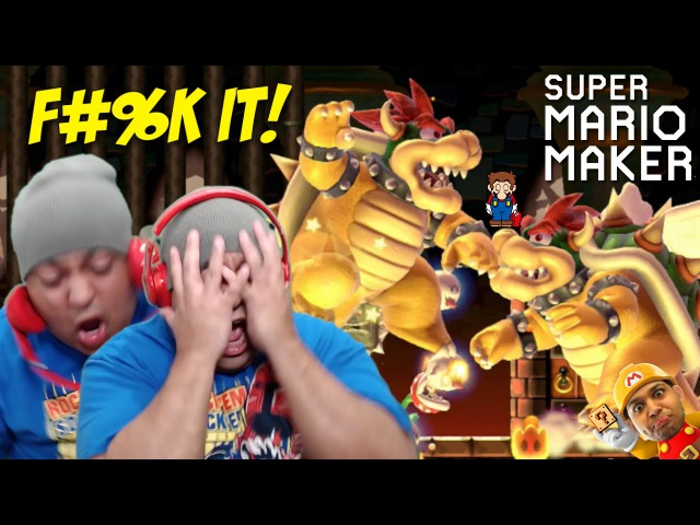 THIS THAT ULTIMATE BULLSHT!! [SUPER MARIO MAKER] [54]
