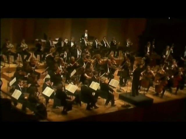 Франц Шуберт. Симфония №9 («The Great»). Исполняет Камерный оркестр Европы. Дирижёр Клаудио Аббадо