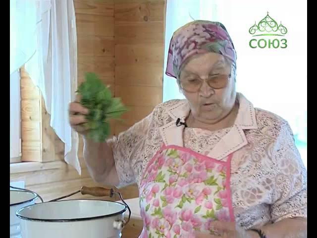 Кулинарное паломничество. От 14 сентября. Моченые яблоки