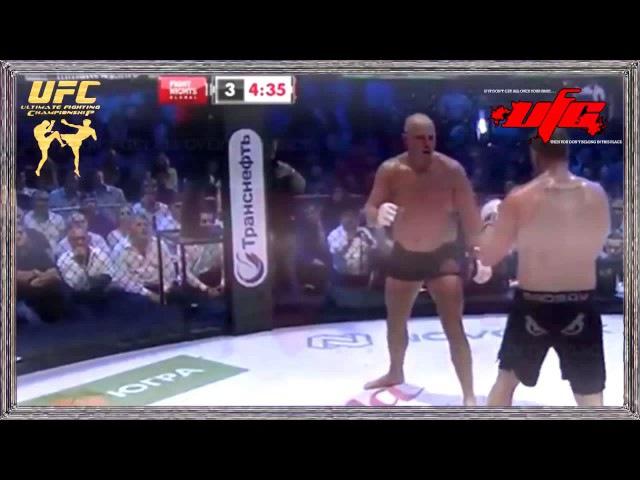 Фёдор Емельяненко VS Фабио Мальдонадо ( Fedor Emelianenko vs. Fabio Maldonado)