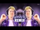 Windy31 - ВЖУХ ПАРАМ ПАМ ПАМ feat. windy31 Винди Виндяй remix ремикс Песня про винди