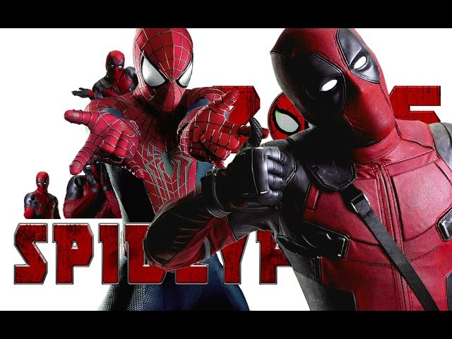 Spideypool Official Trailer (2016) Deadpool ♥ Spider-Man (FanMade)