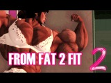 From Fat 2 Fit Part 2 - Female Muscle Growth Motivation directed by Querty 81