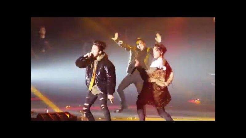 160422 iKON BOBBY B.I - Anthem (이리오너라) @ iKONCERT in Taipei