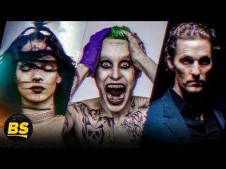 Макконахи-преподователь.Новый клип Рианны.Оливии Де Хэвиллэнд 100 лет. Джаред Лето о Джокере.