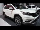 2016 Honda CR-V 1.6 i-DTEC Executive 4WD 118kW AT9 R18 - Exterior and Interior Walkaround