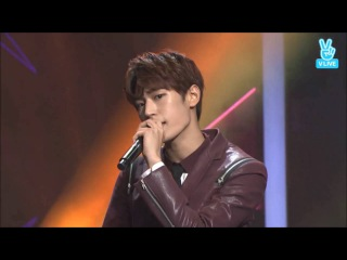 161008 KNK (크나큰) - KNOCK @ AMN SHOWCASE