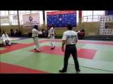 IV Межведомственный турнир между силовыми подразделениями по АРБ, Сидоренков Саня 1 бой