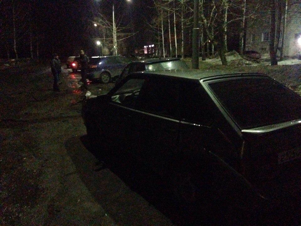 Фото № 6324 Про город г кирово чепецк автокатастрофы на бмв