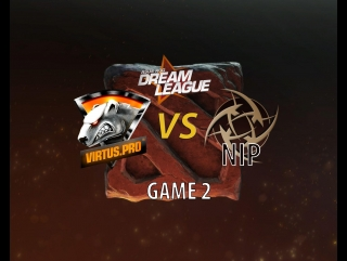 3 сезон ASUS ROG DreamLeague Игра Virtus pro vs Ninjas in Pyjamas game 2