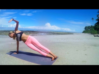 Pilates 21 Day Challenge ♥ Full Body Workout For Results