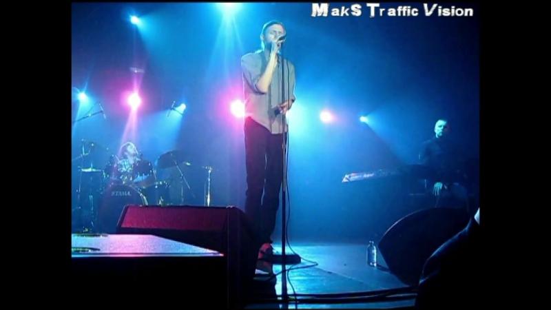 Jay-Jay Johanson - Tomorrow (Live In Moscow 06.11.09)