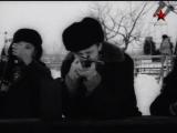 """из хф """"Обретёшь в бою"""" (1975). Тир и снежки"""