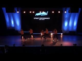 Feel the Beat '2015 | StreetPerformance Crew Adults - 11